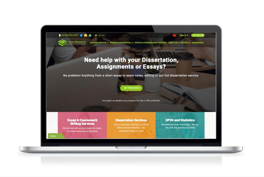NurseDepo website preview