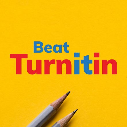 6 Tips on How to Beat Turnitin